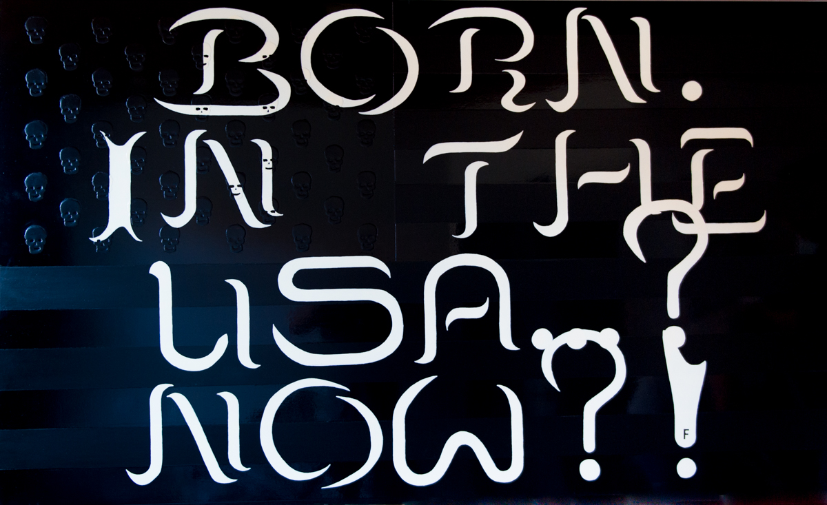 BORN IN THE USA NOW